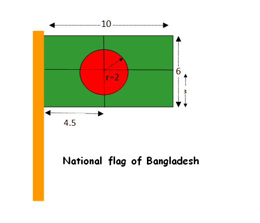 National flag paragraph